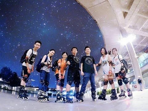 Inline Skating Singapore 2016 Rewind