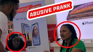 Download Zfancy Comedy - Abusive African Prank (Zfancy)