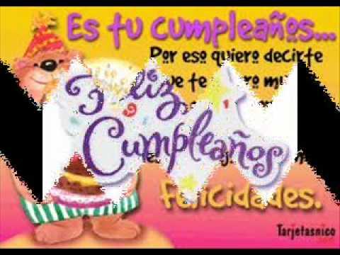2c76c200b2f Las Mañanitas - Feliz Cumpleaños - YouTube