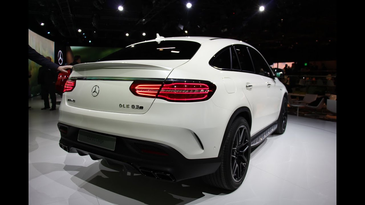 mercedes benz gle 63 s coup amg youtube. Black Bedroom Furniture Sets. Home Design Ideas