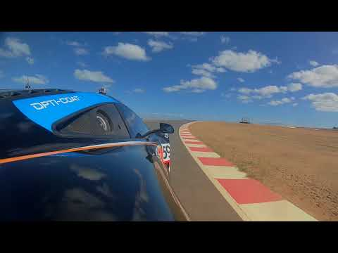 Onboard Lap: The Bend GT Circuit
