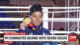 PH dominates boxing with seven golds thumbnail