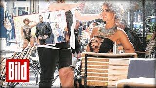Micaela Schaefer nackt in Düsseldorf - Lange Version