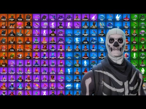 $4000 Rarest Fortnite Account! 100+ Unique Skins! - YouTube