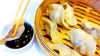 Китайская кухня. Китайские пельмени 饺子  jiǎozi mp4(Пельмени — это часть культуры Китая. На традиционный китайский Новый год обязательно подают цзяоцзы. Дорог..., 2017-01-19T16:05:33.000Z)