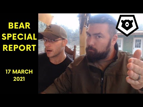 Patriots or Military Extremism - 17 MAR 21 - Bear Special Report