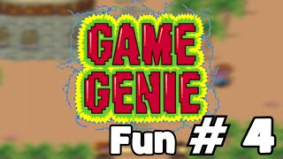 Game Genie Fun # 4