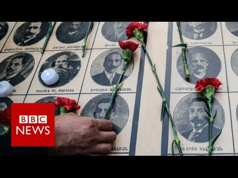 Germany defies Turkey over Armenia 'genocide' - BBC News