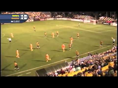 2014 Carolina Challenge Cup - Day 3, Game 2- Houston Dynamo vs. Charleston Battery