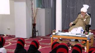Gulshan-e-Waqfe Nau Nasirat & Lajna Sydney, Australia (Urdu)