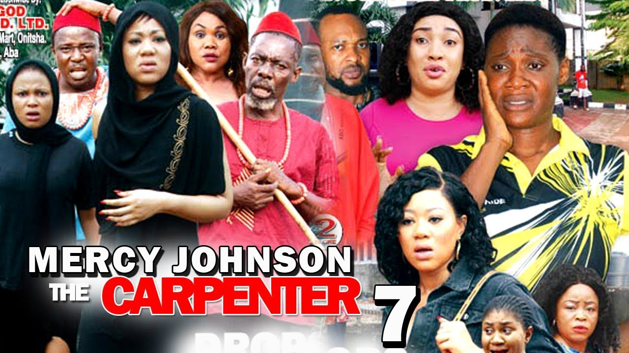 Download MERCY JOHNSON THE CARPENTER SEASON 7 - Mercy Johnson 2019 Latest Nigerian Movie | Nollywood Movies