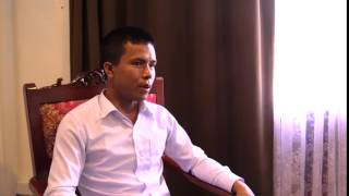 A Cambodian Muslim comes to Christ