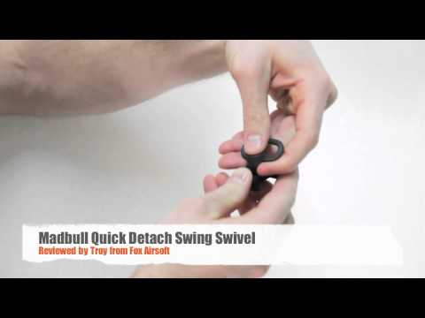 Madbull Quick Detach Swing Swivel