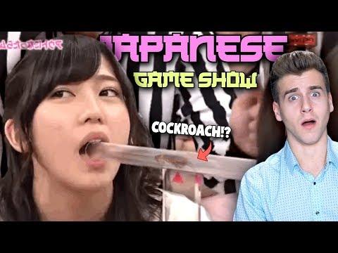 Weirdest Japanese Game Shows!