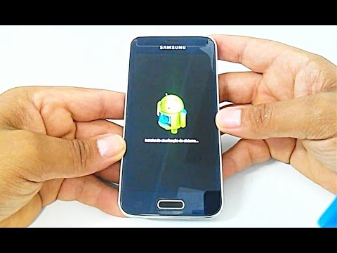 Hard Reset Samsung Galaxy S5 mini SM-G800, G800F, G800H, G800M, Como Formatar, Desbloquear
