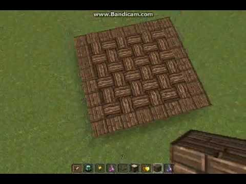 how to give wood minecraft
