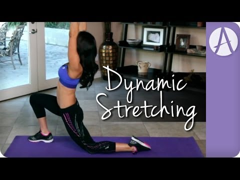 Dynamic Stretching Workout | Autumn Fitness