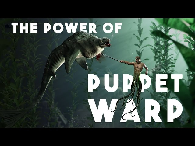 Photoshop Tutorial: Puppet Warp - How To Change a Model Pose