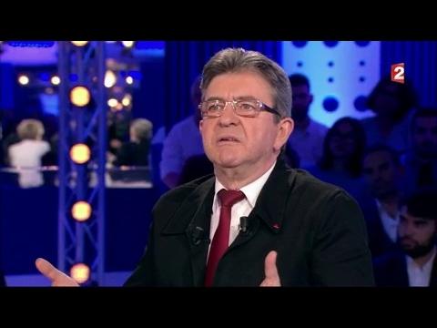 Jean luc m lenchon on n 39 est pas couch 8 avril 2017 - Jean pierre mocky on n est pas couche ...