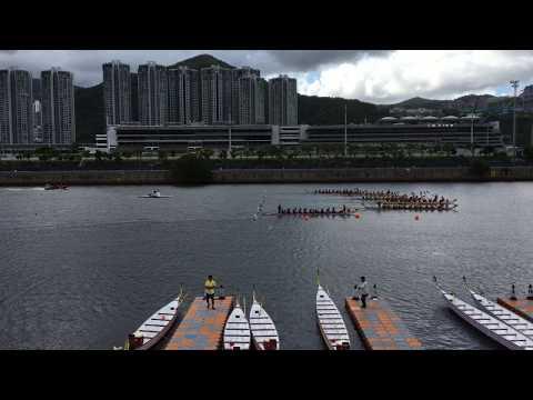 The 19th Hong Kong Dragon Boat Championship - Standard Boat Hong Kong Cup - Grand Final