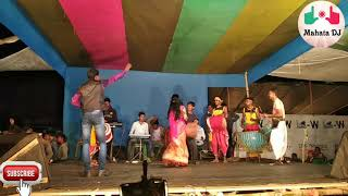 Jhumur gan stage program...Usha Rani stage program gan
