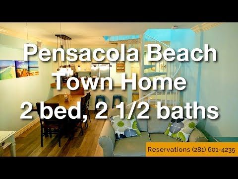 Beachfront Town Home with Spectacular Beach Views. Just Steps Away to the Water.