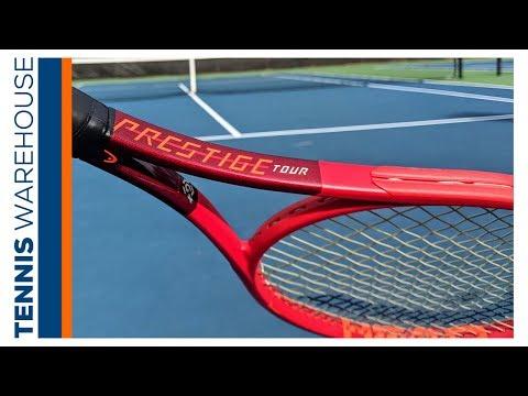 HEAD Graphene 360+ HEAD Prestige Tour Tennis Racquet National Review!