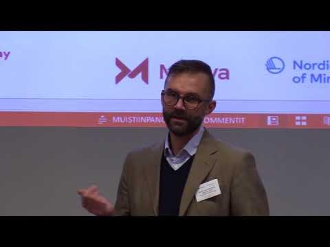 Fredrik von Malmborg, Ministry of the Environment & Energy, Sweden