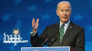 WATCH: Biden to deliver remarks before leaving for D.C.