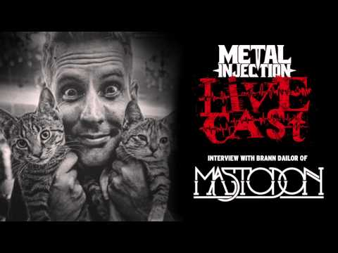 MASTODON Brann Dailor Interview 2015 on Tour Life, Side Projects,  etc  | Metal Injection