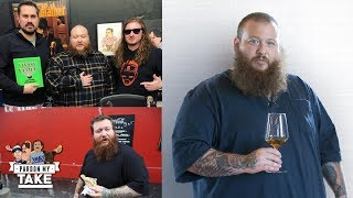 Action Bronson Can Make a Show out of ANYTHING