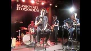 Eagle Eye Cherry Alone + Intervju Stockholm Studio4 Radiohuset 140516