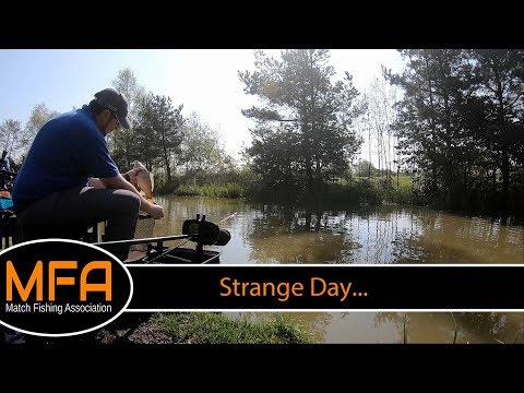 Match Fishing Association - Partridge Lakes - Marsh Canal - 06/05/2018