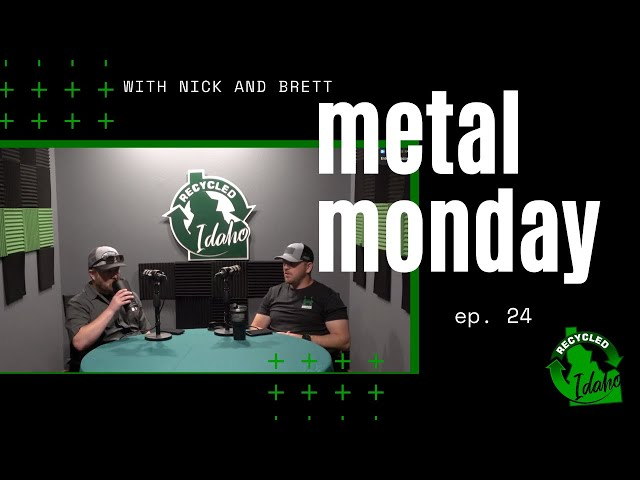 Metal Monday Episode #24 with Nick and Brett, June 14, 2021
