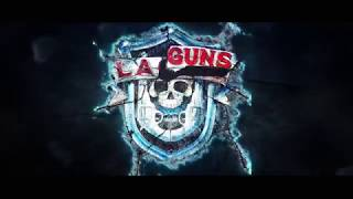 "L.A. Guns –  ""A Drop Of Bleach"" (Lyric Video)"