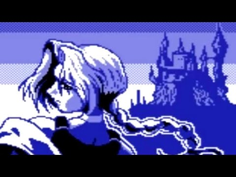 Castlevania Legends (Game Boy) Playthrough - NintendoComplete