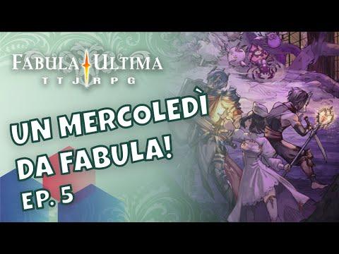 UN MERCOLEDI' DA FABULA - 05 - I tropes dei JRPG pt.1