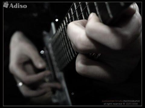 У радости друзей всегда полно. Под гитару.(cover).