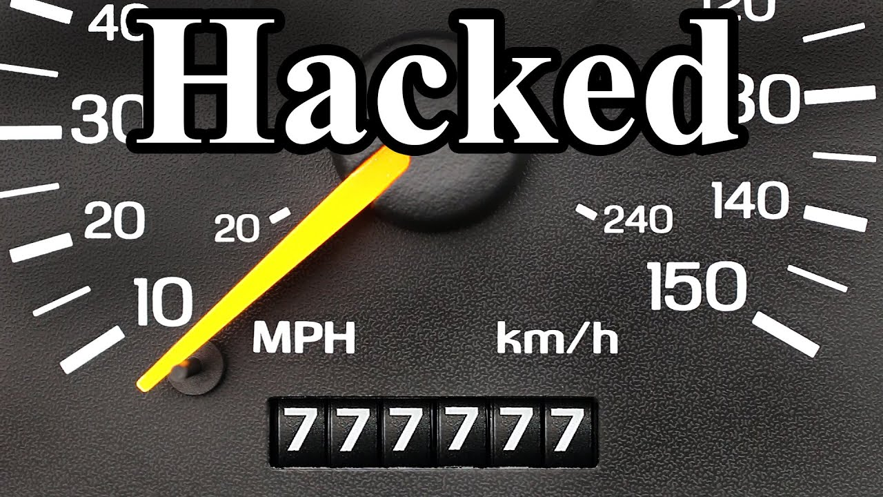 How To Fix An Odometer That Doesnt Spin Youtube 67 Mustang Gt Tachometer Wiring