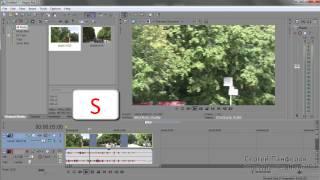 Видео-урок №9. Обрезка клипов