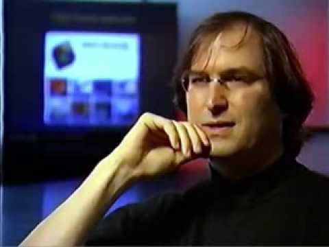 Steve Jobs Content vs Process