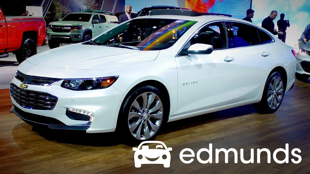 2017 Chevrolet Malibu Review Features Rundown Edmunds