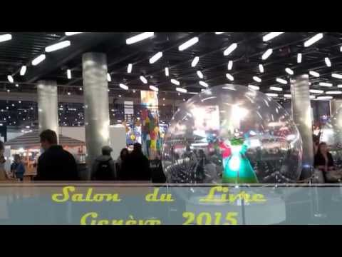 Book Fair Geneva May 2015 and Post Code Envy