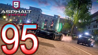ASPHALT 9 Legends Switch Walkthrough - Part 95 - Special Event: Network Chiefs III