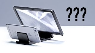 The iPhone Enlarger - Does It Suck?