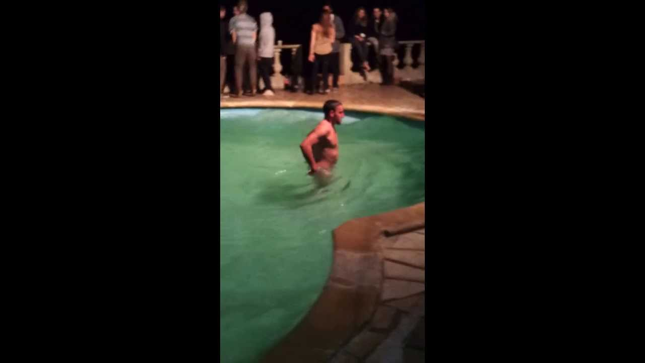 project x kara diving in the swimming pool youtube