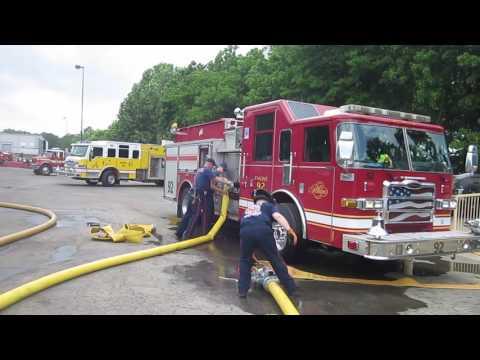 Part 3 - LDH Relay Pumping Drill - Shelby County, Alabama - May 2017