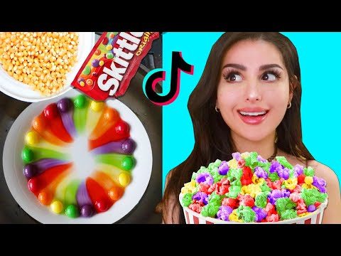 Trying Tik Tok Food Hacks to see if they work
