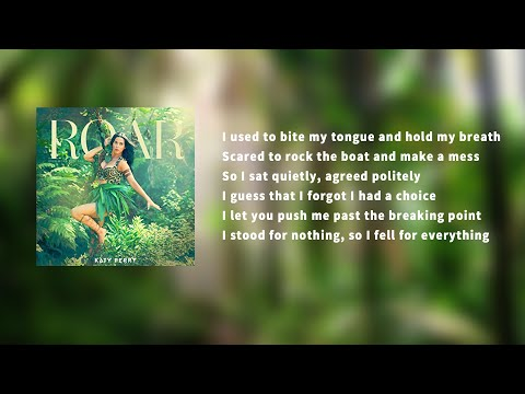 Katy Perry - Roar ( KARAOKE - LYRICS - INSTRUMENTAL )