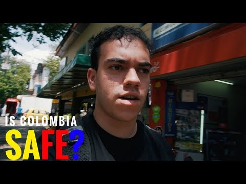 Is Colombia Safe? Traveling to Colombia 2018 [Subtitulado en Español]